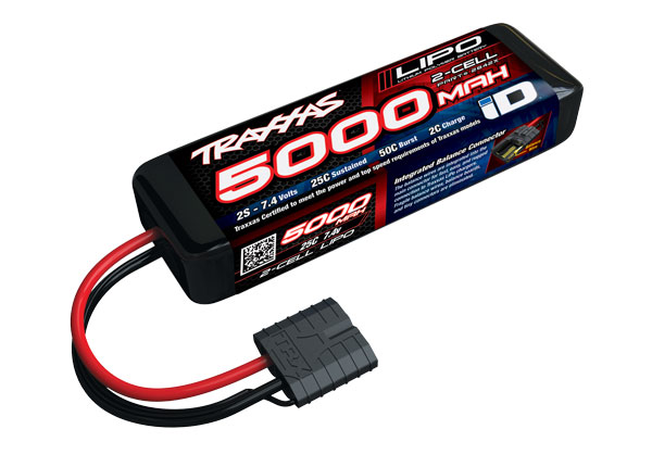 New LiPo Batteries From Traxxas
