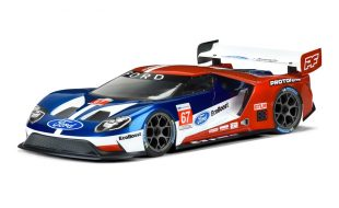 PROTOform Ford GT Light Weight Clear Body