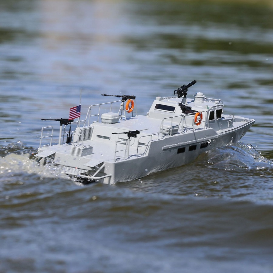 """Pro Boat RTR 22"""" Riverine Patrol Boat"""