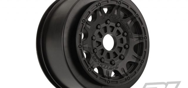Pro-Line 17mm Raid 2.2″/3.0″ Black Wheels