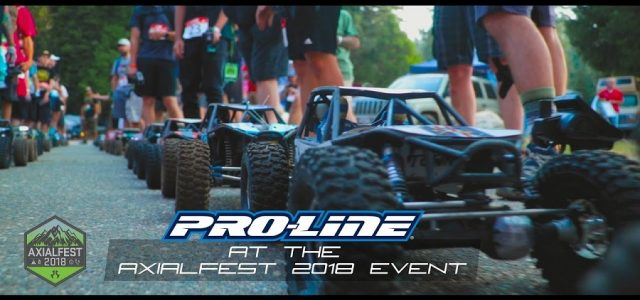Pro-Line At AxialFest 2018 [VIDEO]