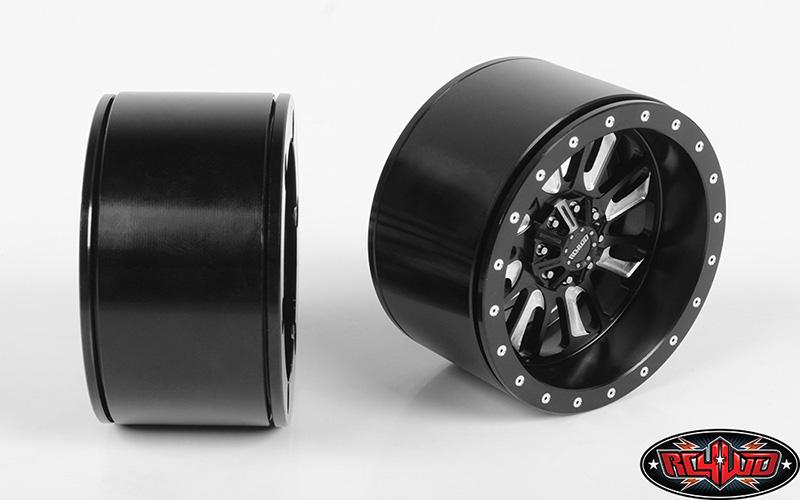"RC4WD Enforcer 2.2"" Beadlock Wheels"