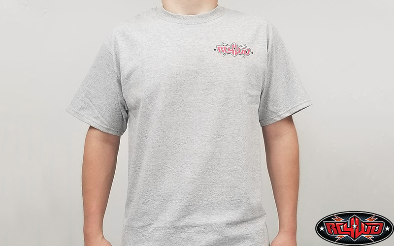 RC4WD Scale Short Sleeve Logo Shirt
