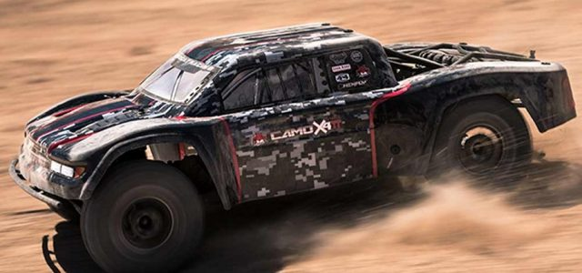 Redcat RTR Camo TT 1/10 Trophy Truck [VIDEO]