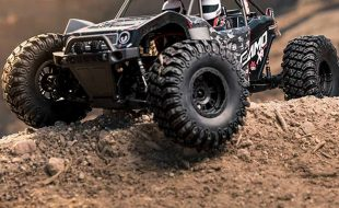 Redcat RTR Camo X4 1/10 Scale Rock Racer [VIDEO]