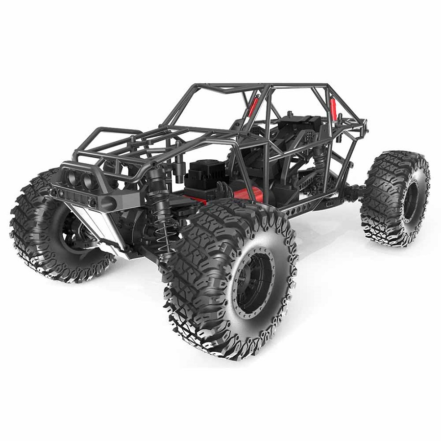 Www Rc: Redcat RTR Camo X4 1/10 Scale Rock Racer [VIDEO]