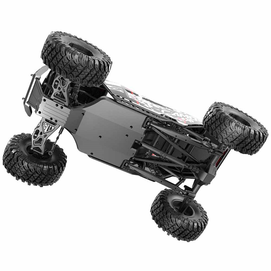 Redcat RTR Camo X4 1/10 Scale Rock Racer