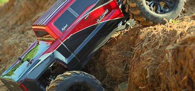 Redcat RTR Dukono 1/10 Monster Truck [VIDEO]