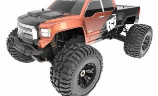 Redcat RTR Rampage R5 1/5 Monster Truck [VIDEO]