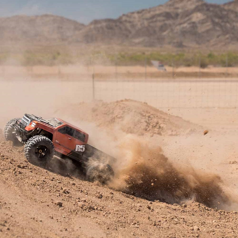 Redcat RTR Rampage R5 1/5 Monster Truck