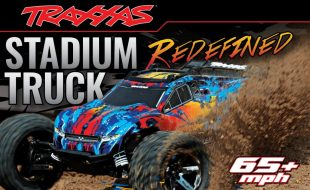 Traxxas Rustler 4X4  VXL is Here, And We Drive It! [VIDEO]