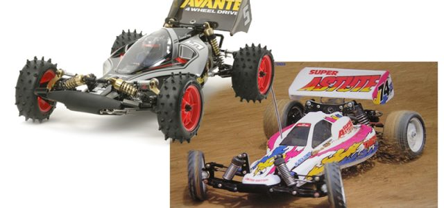 Tamiya Set to Re-Release Super Astute, Avante Black Special
