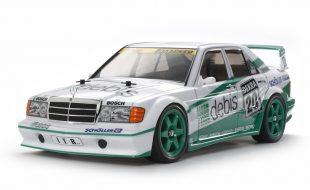 Tamiya Nercedes-Benz 190e Debis Evo.II