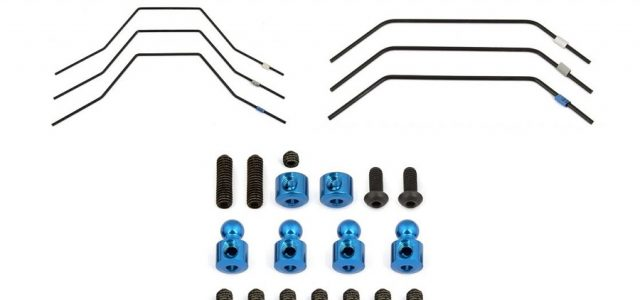 Team Associated Anti-Roll Bar Sets For The SC6.1 & T6.1