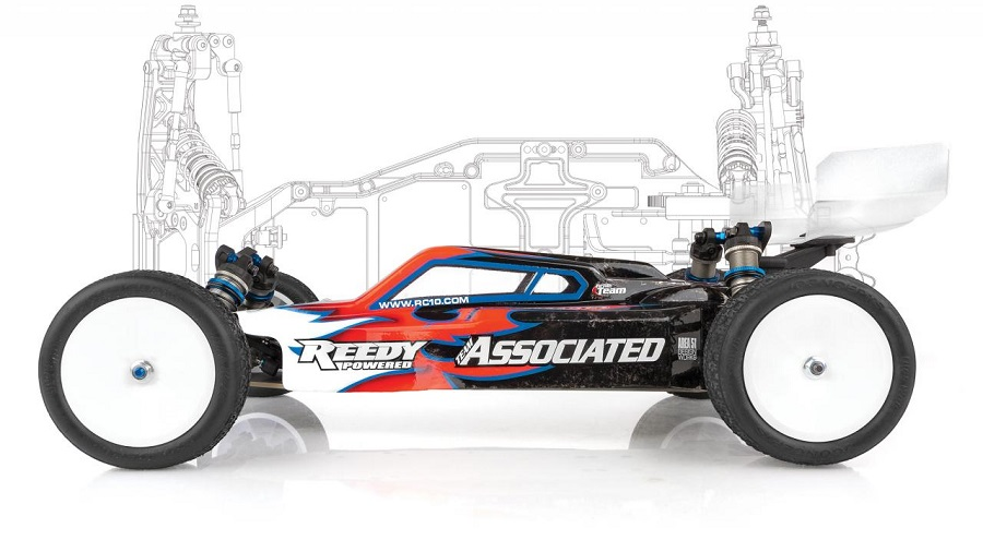 Team Associated RC10B6.1 Factory Lite Kit