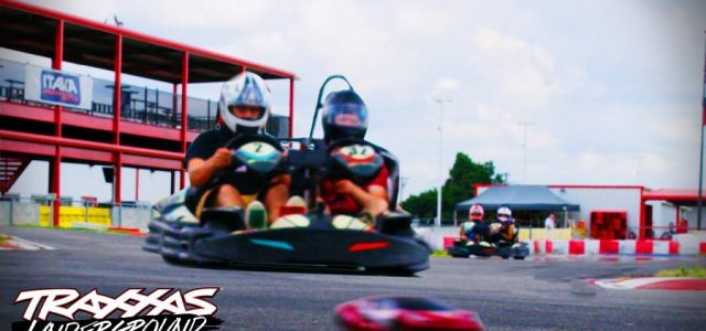 Traxxas Ford GT & Kart Team Challenge [VIDEO]