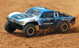 Traxxas RTR Slash With Keegan Kincaid Edition Race-Replica Body
