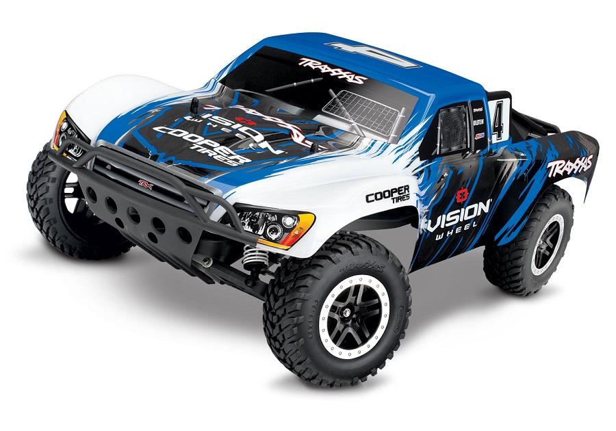 Traxxas RTR Slash With Keegan Kincaid Edition Race-Replica Body