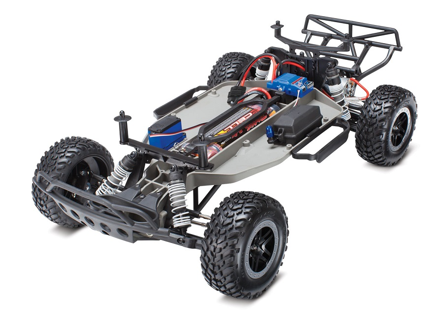 Traxxas RTR Slash With Keegan Kincaid Edition Race-Replica