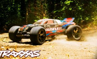 Traxxas Rustler VXL 70+MPH Speed Machine [VIDEO]