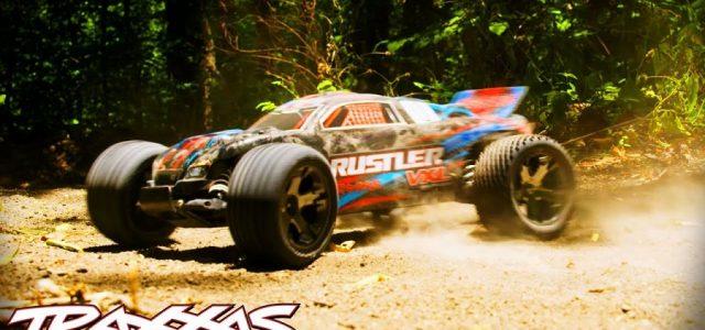 Traxxas Rustler VXL 70+MPH Speed Machine [VIDEO]