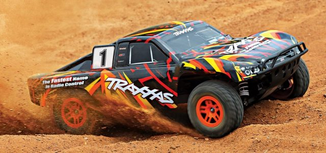 Traxxas Slash 4X4 With Titan Power [VIDEO]