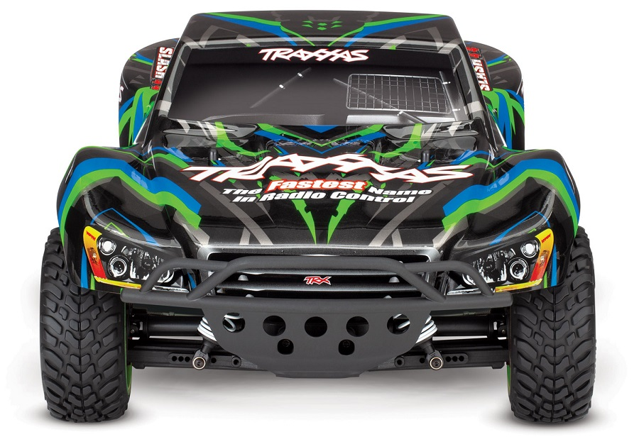 Traxxas Slash 4X4 With Titan Power