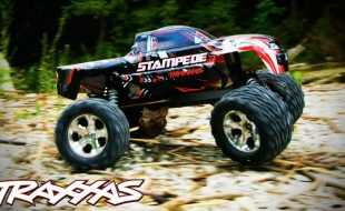 Traxxas Stampede Forest Fun [VIDEO]