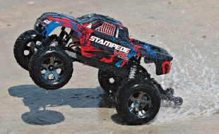 Traxxas Stampede VXL Now Available In New Color Schemes