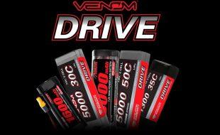 Venom Drive Batteries