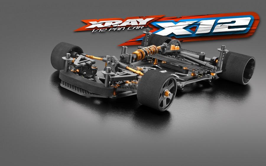 XRAY X12 '19 1/12 Pan Car