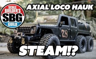 LOCO HAUK: Steam Power on the Trail! [VIDEO]
