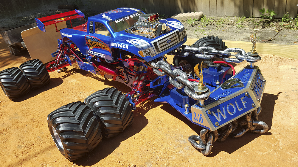 is this the most-modded truck of all time   video