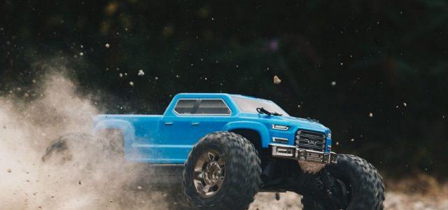 ARRMA BIG ROCK CREW CAB 4×4 3S BLX RTR 1/10 Monster Truck [VIDEO]