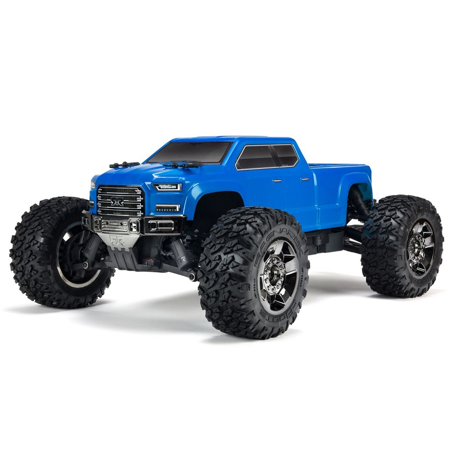 ARRMA BIG ROCK CREW CAB 4x4 3S BLX RTR 1/10 Monster Truck