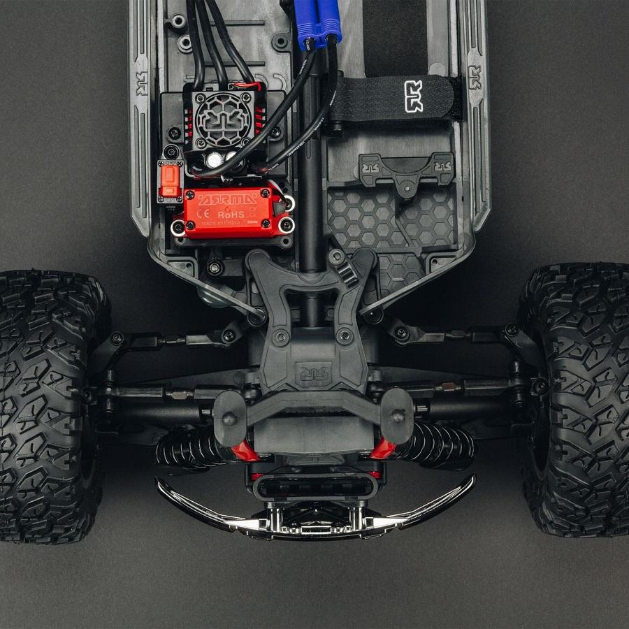 ARRMA BIG ROCK CREW CAB 4x4 3S BLX RTR 1/10 Monster Truck