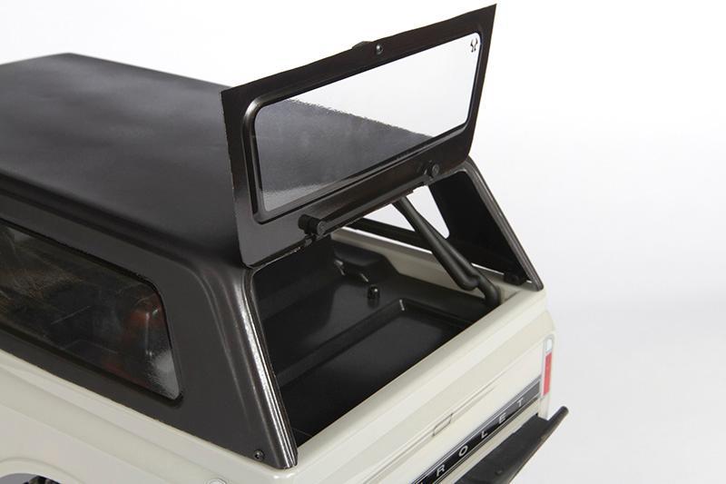 Axial 1969 Chevrolet K5 Blazer Clear Hardtop