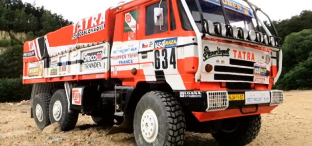 Dakar Rally Trucks Need to Be Trail Trucking's Next Big Thing [Kev's Bench]