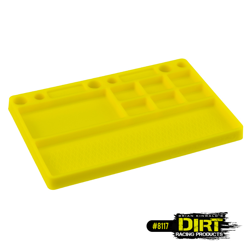 Dirt Racing Products Parts Tray