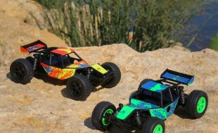 ECX Micro Roost 1/28 RTR 2wd Buggy [VIDEO]