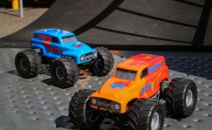 ECX Micro Ruckus 1/28 RTR 2wd Monster Truck [VIDEO]