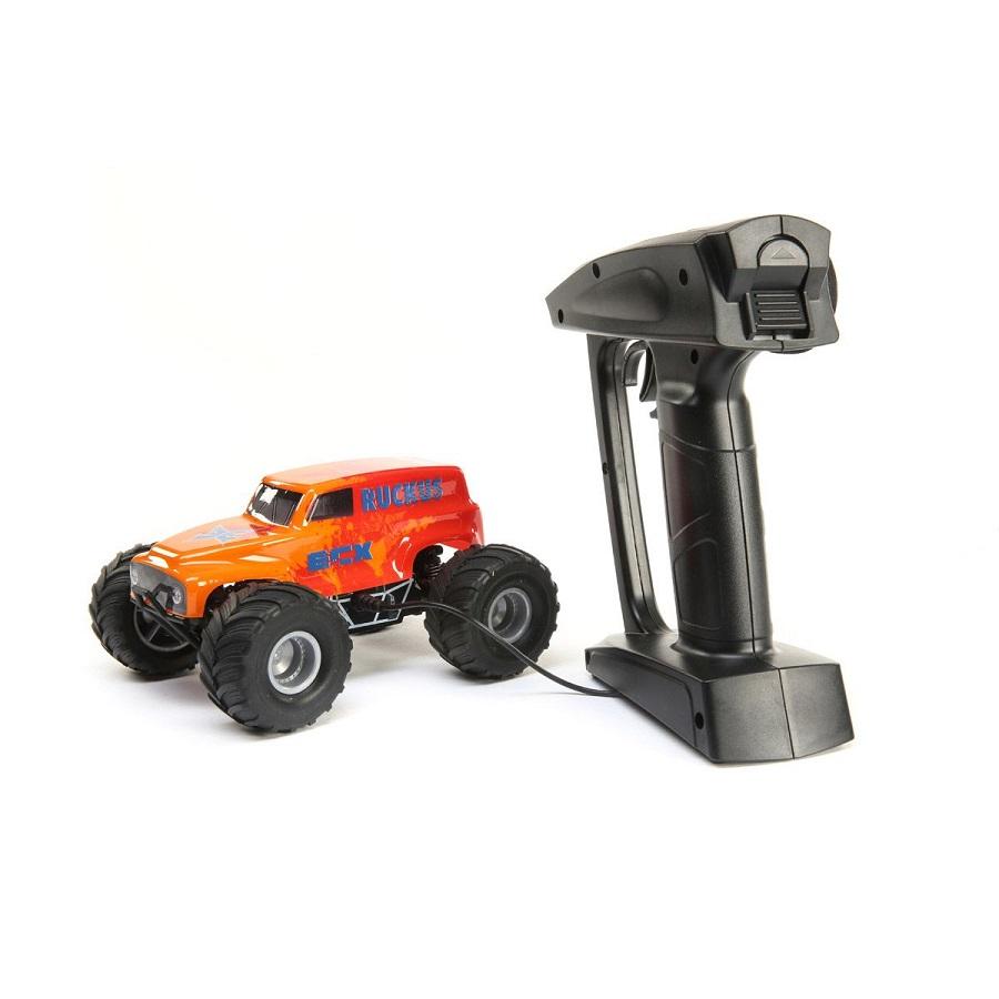 ECX Micro Ruckus 1/28 RTR 2wd Monster Truck