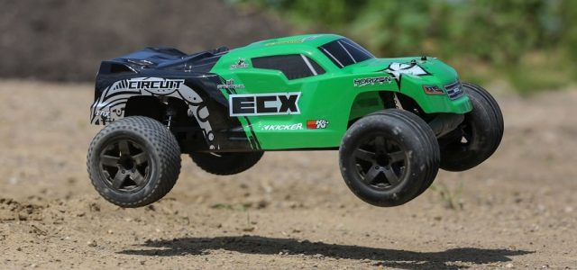 ECX Updates Circuit Stadium Truck With New Body & Electronics [VIDEO]