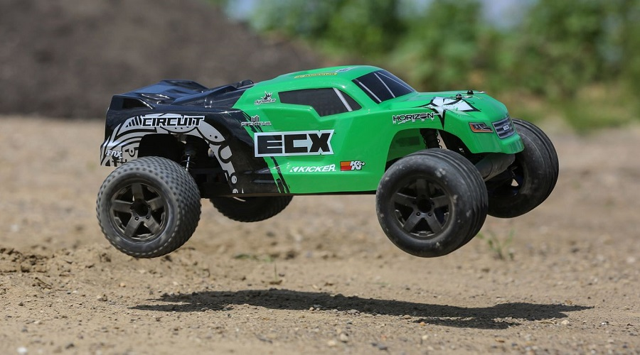 ECX Updates Circuit Stadium Truck With New Body & Electronics