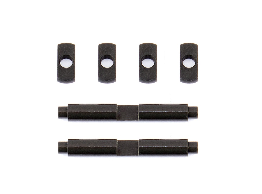 Factory Team Cross Pins For The RC8B3.1 & RC8T3.1 V3 Diff