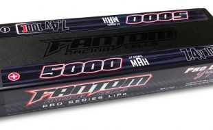 Fantom Super Low Profile 5000mAh 2S PRO SERIES Silicon Graphene LiPo