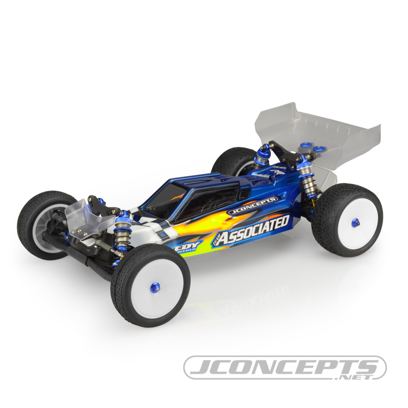 "JConcepts 2.2"" Ellipse Rear Buggy Tire"