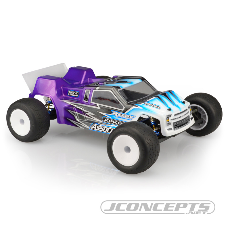 JConcepts Octagons Now Available For 2.2 Stadium Truck