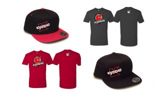 Kyosho Circle K Shirts & Snapback Hats