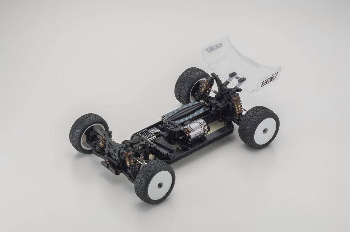 Kyosho ZX-7 4wd 1/10 Off-Road Buggy